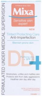 MIXA Anti-Imperfection DD krém proti nedokonalostem pleti SPF15