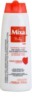 MIXA Baby crema de ducha y baño para niños
