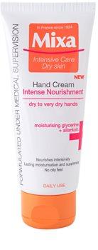 MIXA Intense Nourishment crema de maini pentru piele foarte uscata