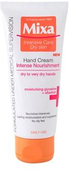 MIXA Intense Nourishment крем для рук для дуже сухої шкіри