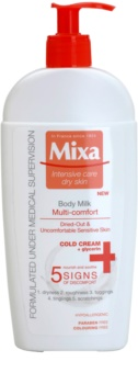MIXA Multi-Comfort Refreshing Body Lotion for Sensitive Skin