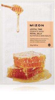 Mizon Joyful Time maschera in tessuto altamente idratante e nutriente