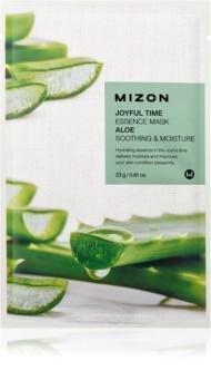 Mizon Joyful Time Zellschichtmaske mit feuchtigkeitsspendender und glättender Wirkung
