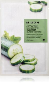Mizon Joyful Time plátýnková maska s rozjasňujícím a hydratačním účinkem