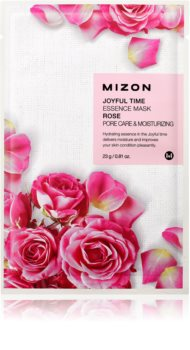 Mizon Joyful Time Moisturising face sheet mask for Pore Tightening