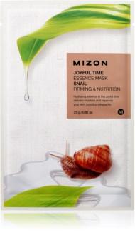 Mizon Joyful Time vyživující plátýnková maska se zpevňujícím účinkem