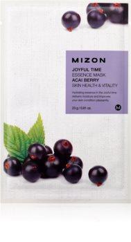 Mizon Joyful Time maska iz platna za posvetlitev in vitalnost kožo
