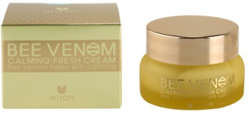 Mizon Bee Venom Calming Fresh Cream krem do twarzy z jadem pszczelim