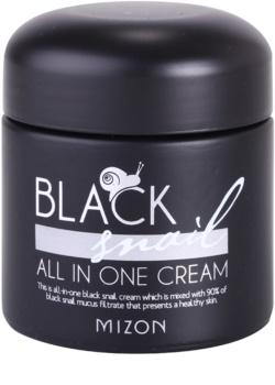 Mizon Black Snail Hautcreme mit Filtrat aus Schneckensekret 90%