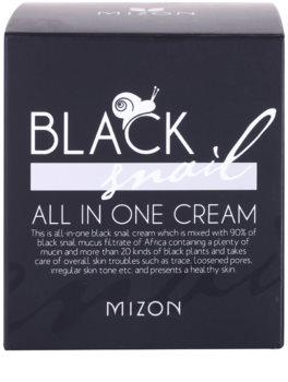 Mizon Black Snail krem do twarzy z ekstraktem ze śluzu z ślimaka 90%