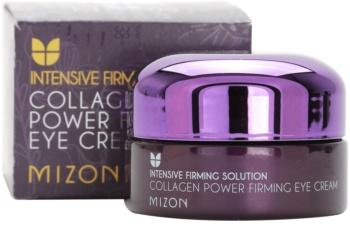 Mizon Intensive Firming Solution Collagen Power ujędrniający krem pod oczy przeciw zmarszczkom, opuchnięciom i cieniom pod oczami