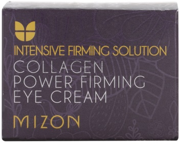 Mizon Intensive Firming Solution Collagen Power Firming Eye Cream To Treat Wrinkles, Swelling And Dark Circles
