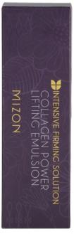 Mizon Intensive Firming Solution Collagen Power pleťová emulze s liftingovým efektem