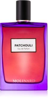 Molinard Patchouli confezione regalo
