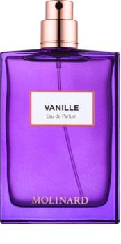 Molinard Vanille eau de parfum teszter nőknek 75 ml