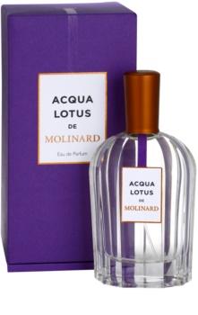 Molinard Acqua Lotus eau de parfum pentru femei 90 ml