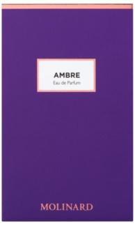Molinard Ambre Eau de Parfum voor Vrouwen  75 ml