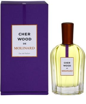 Molinard Cher Wood eau de parfum unissexo 90 ml