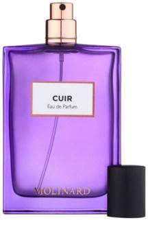 Molinard Cuir eau de parfum pour femme 75 ml
