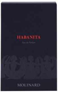 Molinard Habanita eau de parfum para mujer 75 ml