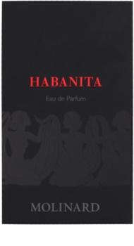 Molinard Habanita Eau de Parfum voor Vrouwen  30 ml