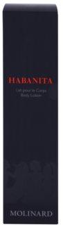 Molinard Habanita lotion corps pour femme 150 ml