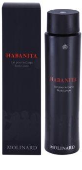 Molinard Habanita lapte de corp pentru femei 150 ml