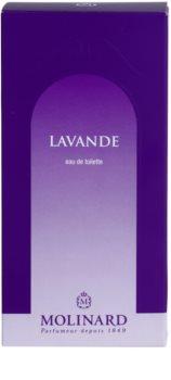 Molinard Les Elements Lavande Eau de Toilette für Damen 100 ml
