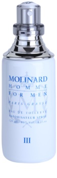 Molinard Homme Homme III Eau de Toilette for Men 120 ml
