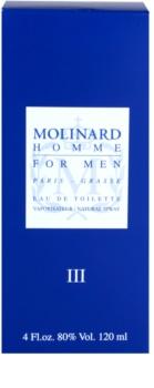 Molinard Homme Homme III Eau de Toilette für Herren 120 ml