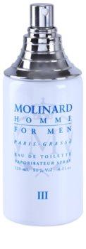 Molinard Homme Homme III туалетна вода тестер для чоловіків 120 мл