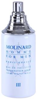 Molinard Homme Homme III toaletní voda tester pro muže 120 ml