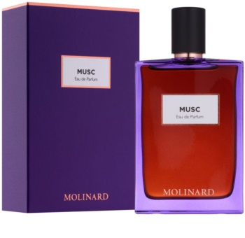 Molinard Musc Eau de Parfum for Women 75 ml