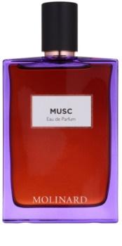 Molinard Musc eau de parfum per donna 75 ml