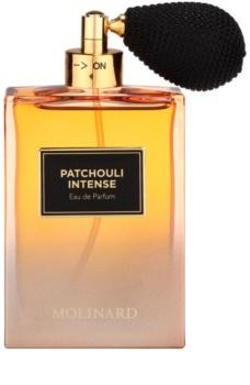 Molinard Patchouli Intense eau de parfum pour femme 75 ml
