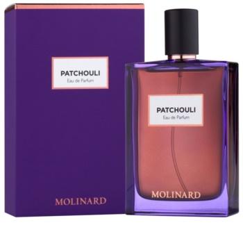 Molinard Patchouli eau de parfum pentru femei 75 ml