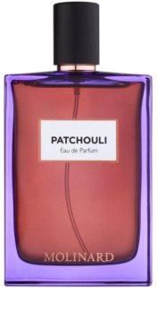 Molinard Patchouli Eau de Parfum para mulheres 75 ml