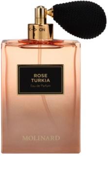 Molinard Rose Turkia eau de parfum per donna 75 ml