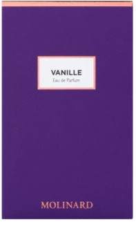 Molinard Vanille Parfumovaná voda pre ženy 75 ml