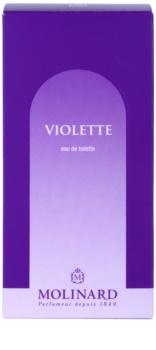 Molinard Les Fleurs Violette toaletní voda pro ženy 100 ml