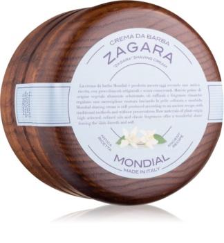 Mondial Luxury Wooden Bowl Shaving Cream