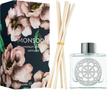 Monsoon Grapefruit & Vetivert aroma difuzer s punjenjem 200 ml