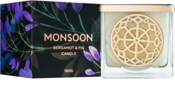 Monsoon Bergamot & Fig lumanari parfumate  180 g