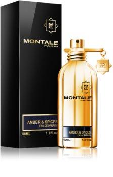 Montale Amber & Spices eau de parfum unisex 50 ml