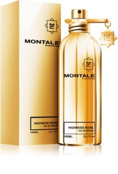 Montale Highness Rose Eau de Parfum voor Vrouwen  100 ml