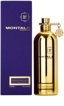 Montale Aoud Velvet Parfumovaná voda unisex 100 ml