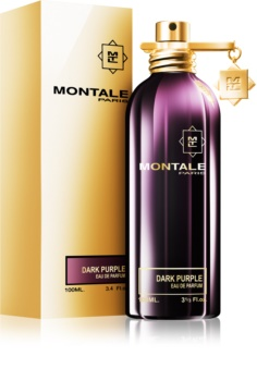 Montale Dark Purple eau de parfum para mujer 100 ml