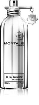Montale Musk To Musk eau de parfum unisex