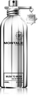 Montale Musk To Musk eau de parfum unissexo 100 ml