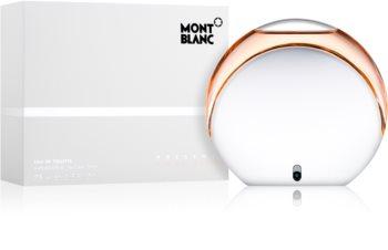 Montblanc Presence d'une Femme eau de toilette pentru femei 75 ml